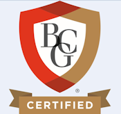 The words Certified Genealogist are a registered certification mark, and the designation CG is a service mark of the Board for Certification of Genealogists, used under license by Board-certified genealogists after periodic competency evaluation, and the board name is registered in the US Patent & Trademark Office.
