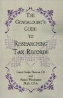 Genealogist's Guide to Researching Tax Records